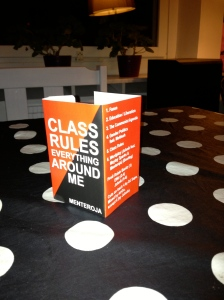 Cover Class Rules